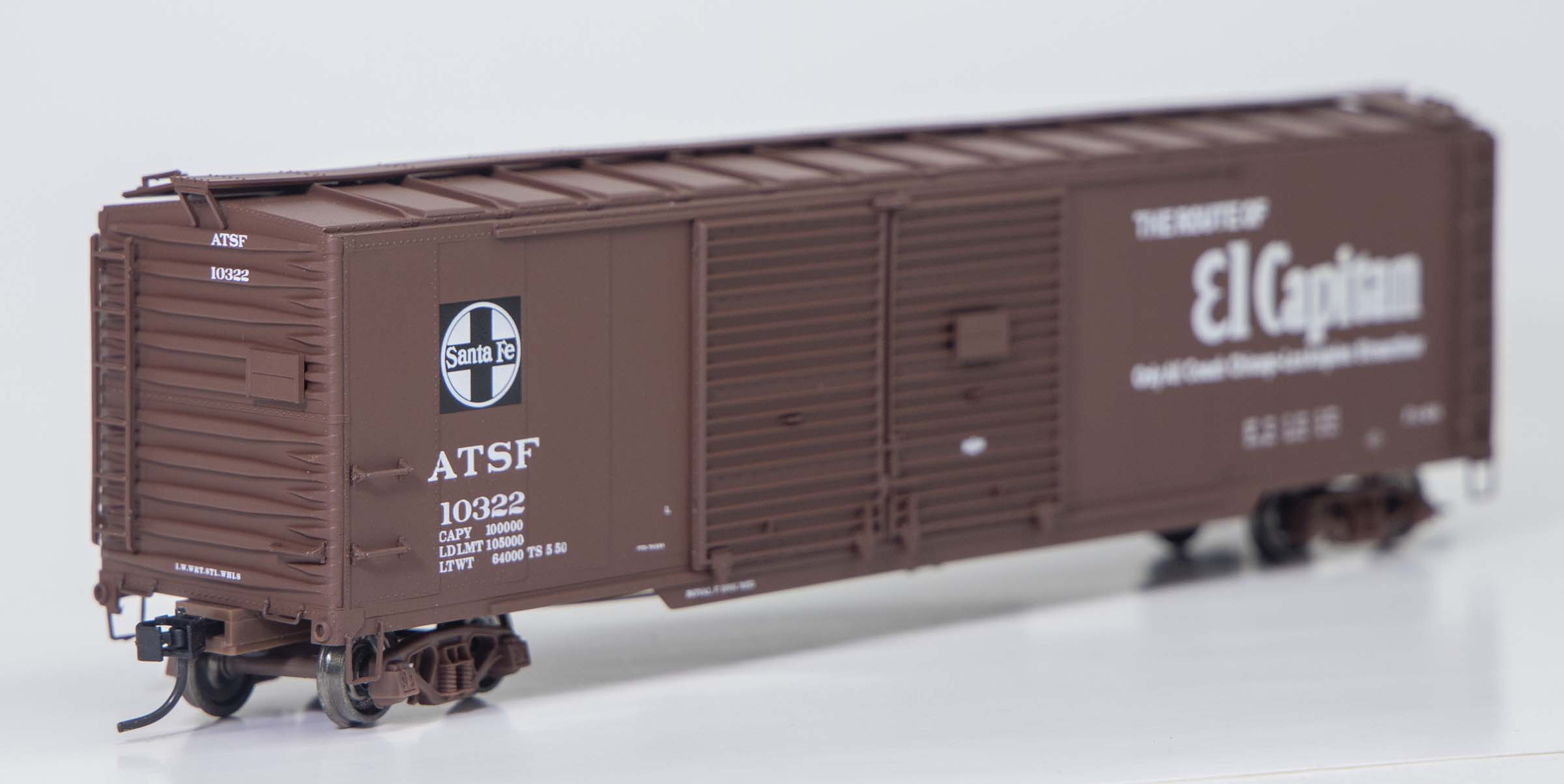 ATSF Fe-24 #10322 (model)