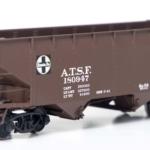 ATSF Ga-54 #190947 (model)