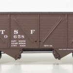 ATSF Ga-60 #180658 (model)