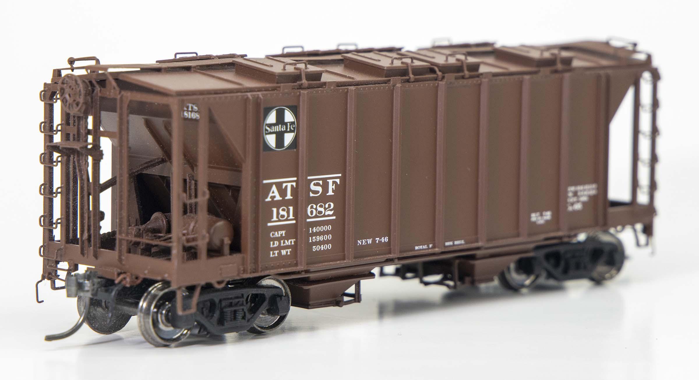 ATSF Ga-65 #181682 (model)