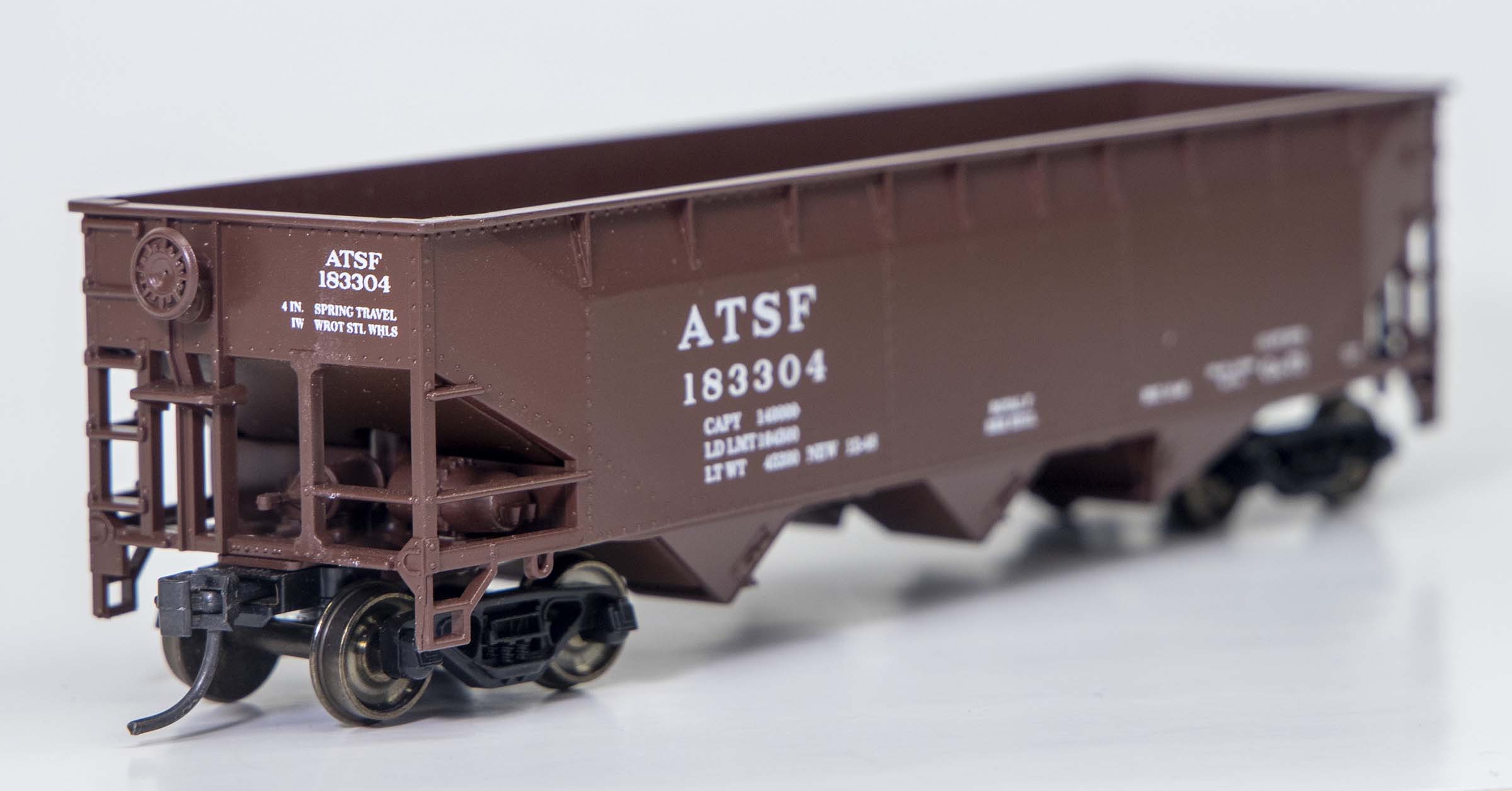 ATSF Ga-73 #183304 (model)