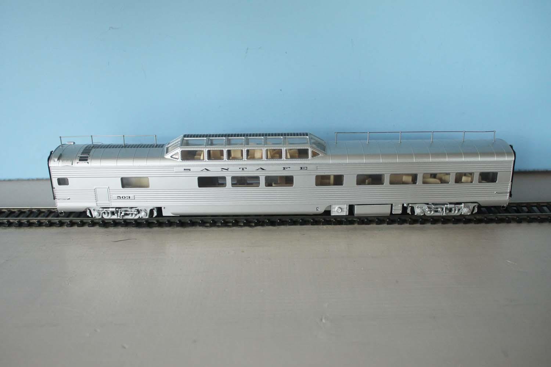 ATSF Dome Lounge #503 (model)