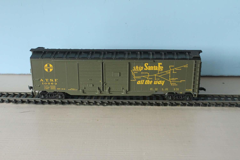 ATSF Fe-24 #10063 (model)