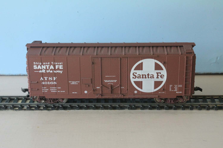 ATSF Bx-149 #40168 (model)