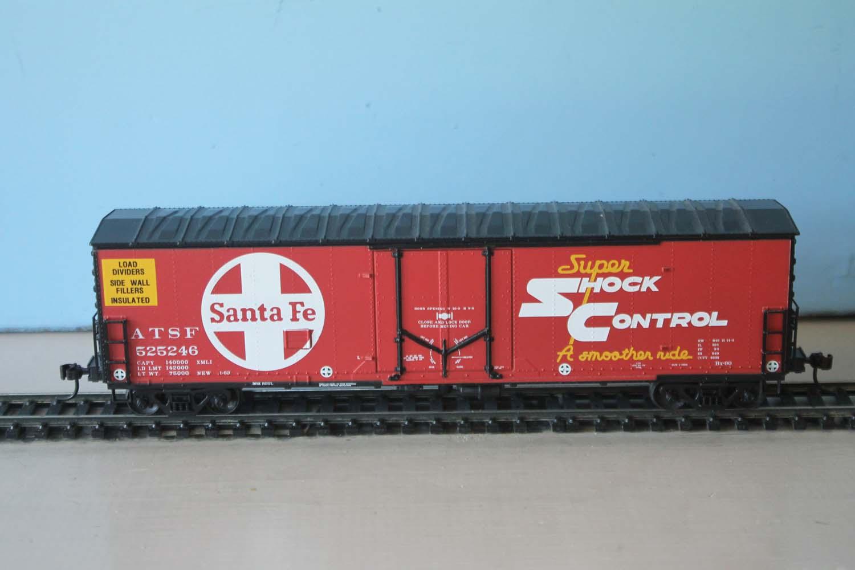 ATSF Bx-90 #525246 (model)