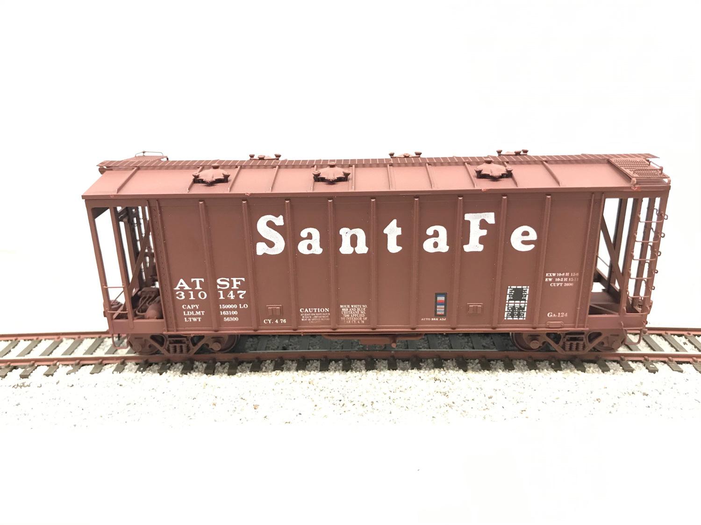 ATSF Ga-124 #310147 (model)