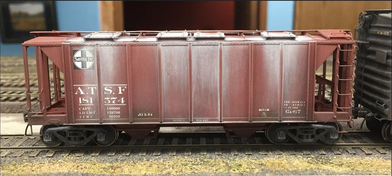 ATSF Ga-67 #181575 (model)