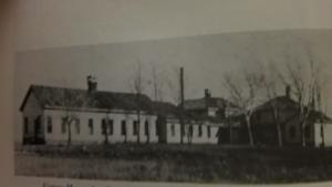 ATSF Employe Hospital Assn facility 1926