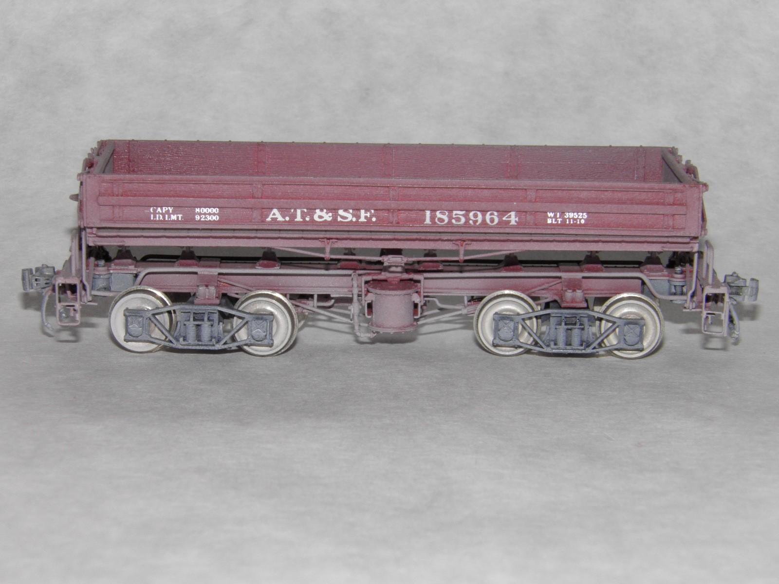 ATSF Ga-36 air dump #185964 (model)