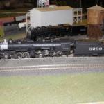 ATSF #3299 (model)