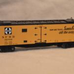 ATSF Rr-23 #32762 (model)